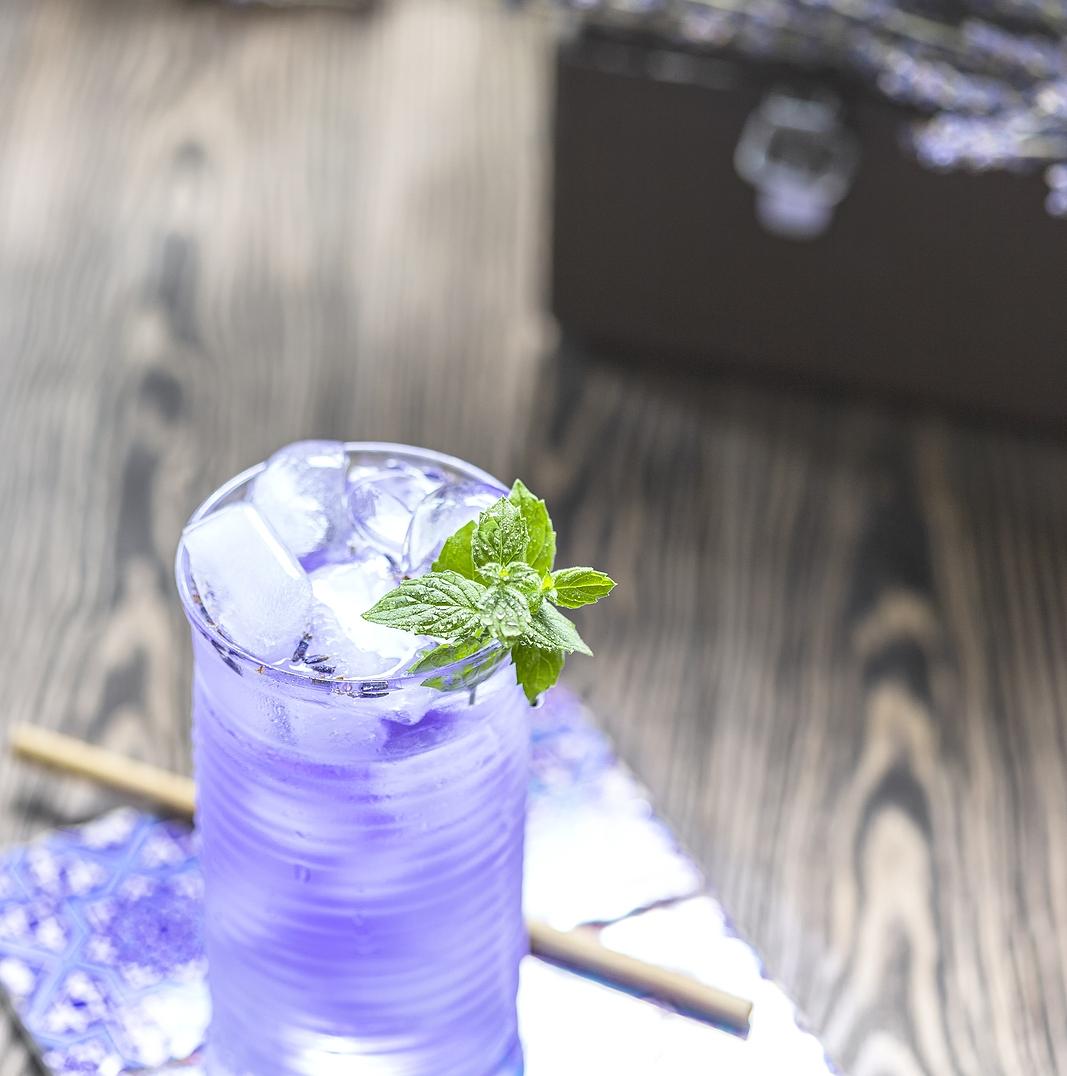 Summertime, Lemonade, Lavender