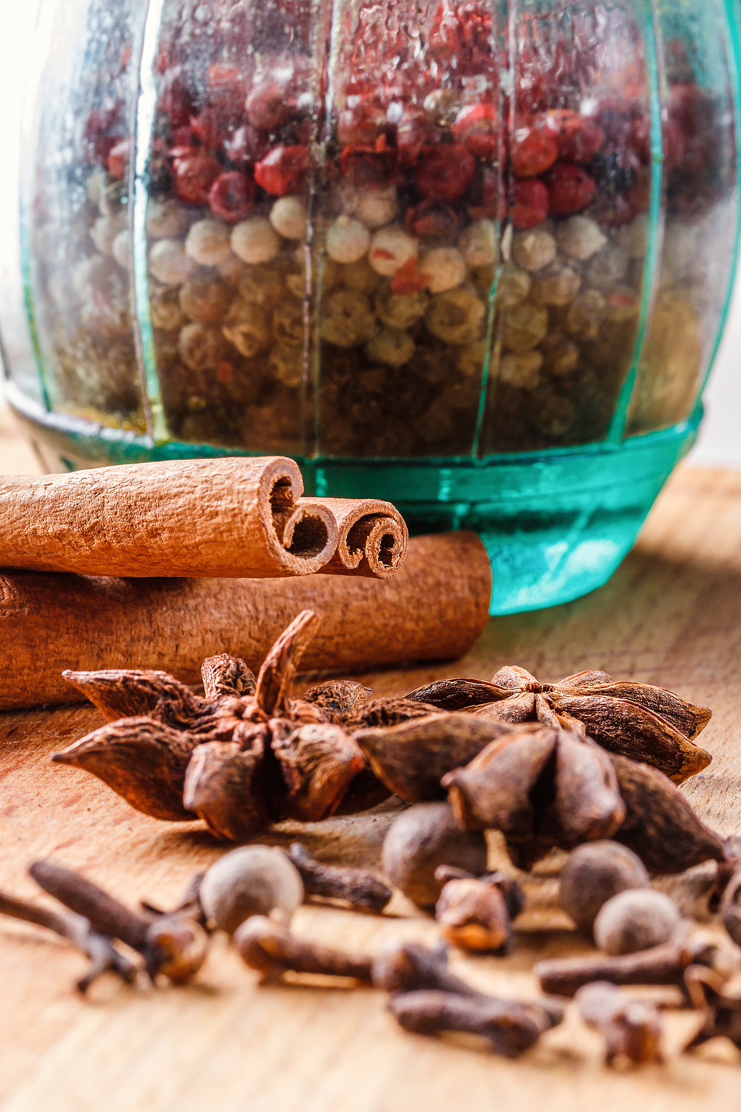 Gigi's Chinese five spice ingredients